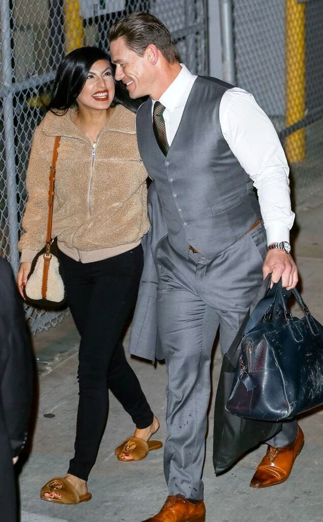 John Cena and Girlfriend Shay Prove They're Still Going Strong - E! Online