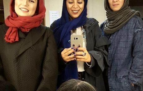 دلتنگی نگار جواهریان برای ایران از کانادا + عکس