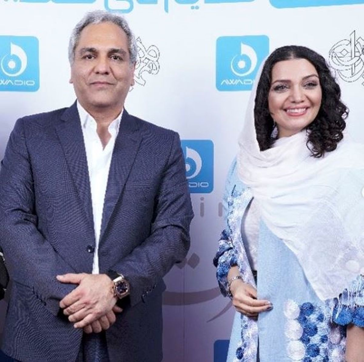 مهران مدیری جنجال ماجرای رونمایی از همسرش + عکس و بیوگرافی