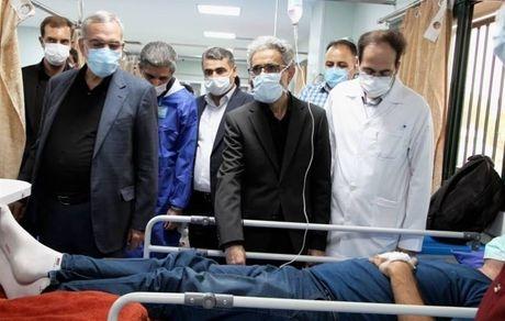 """وزیر بهداشت: مجوز واکسنهای """"انستیتو پاستور، رازی و سیناژن"""" صادر شد"""