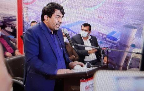 تقدیر استاندار یزد از عمل به تکالیف مسئولیت اجتماعی شرکت معدنی  و صنعتی چادرملو در استان یزد
