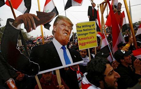 عراق یکپارچه علیه آمریکا